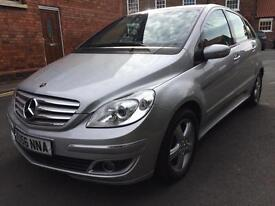 Mercedes-Benz B170 1.7 CVT SE MOT Sept 17 inc 6 Month Warranty