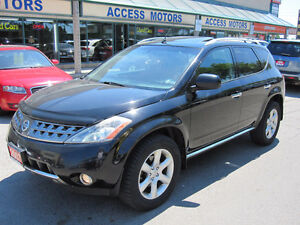 2007 Nissan Murano SE, LEATHER-SUNROOF-PERFECT CONDITION, SUV