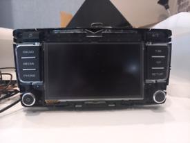 SKODA Yeti Delphi BOLERO car cd radio stereo player. mp3, sd slot