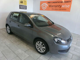 2011 Volkswagen Golf 1.6TDI 105 Match DAB ***BUY FOR ONLY £38 A WEEK***