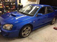 2004 Impreza wrx PPP SD54 WXE