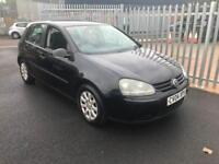 2004 Volkswagen Golf 1.6 FSI Petrol Good History MOT March 19 SPARES AND REPAIRS
