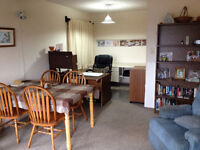 Winter sublet in Victoria BC
