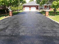 Professional Driveway Sealing This weekend only!