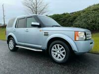 2008 Land Rover Discovery 3 2.7TD V6 GS AUTOMATIC 7 Seater
