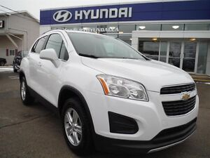 Chevrolet Trax 1LT AWD with Leather 2015