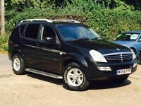 2006 Ssangyong Rexton 2.7TD 4X4 RX 270 S Diesel Mercedes ML Powered SUPERB!!!!
