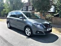 2017 Seat Alhambra 2.0 TDI (150ps) (s/s) DSG SE + VAT INCLUDED