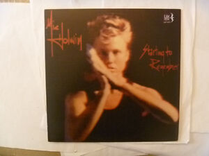 MIC HOLWIN Starting To Remember 1986 Import (USA) LP