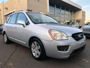 FULLY LOADED 2007 KIA RONDO 4 CYLINDER 7 PASSENGER SUV!!