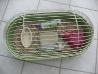 National Geographic™ Critter Dome Guinea Pig Cage