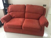 Luxury sofa Bed Nice red