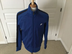 Nike Track Jacket **New with tags**. Men's size large.