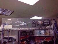 FLYZONE CESSNA CORVALIS NOW ONLY $300 CASH.