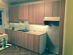 Appartement 4 ½ - Montreal, Sud-Ouest.