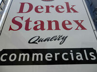 DEREK STANEX COMMERCAILS SELLING VANS IN BELFAST FOR LAST 48 YEARS,,Van Cars