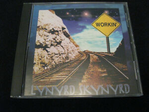 Lynyrd Skynyrd-Workin' Promo cd-Excellent condition