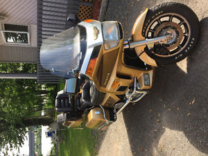 Goldwing edition limited 10e anniversaire