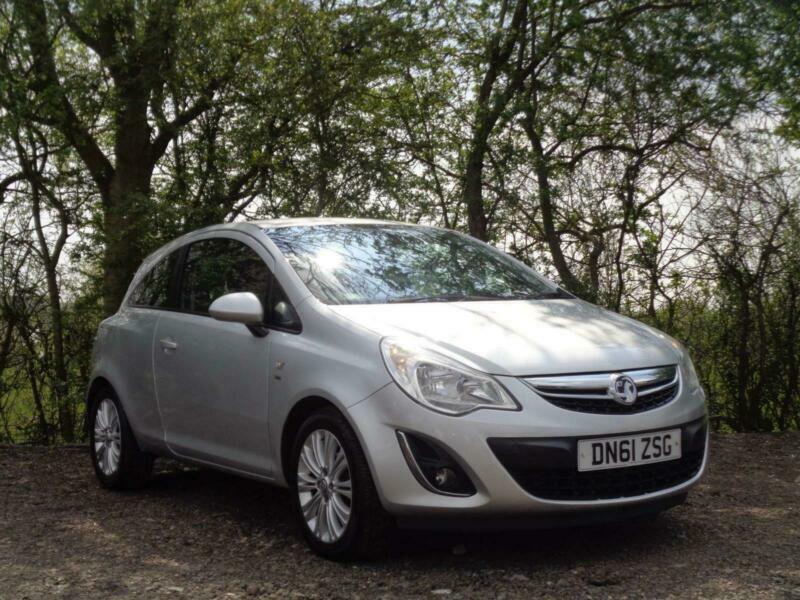 Vauxhall Corsa 1.2 i 16v SE 3dr (a/c) Hatchback Petrol Manual