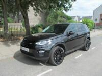 2015 Land Rover Discovery Sport 2.0 TD4 HSE Black 4X4 5dr