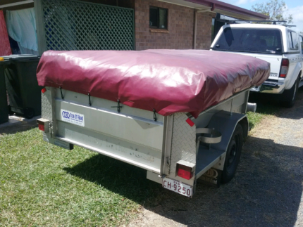 Ozzie camper trailer Maryborough Fraser Coast Preview