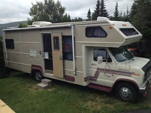 REDUCED PRICE - NEWLY RENOVATED MOTORHOME