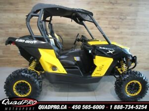 2013 Can-Am Maverick 1000 XRS 60.58$/SEMAINE