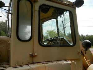 ford 555b perkins diesel  backhoe  &    cat loader