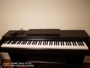 Yamaha YDP-103 R Arius Digital Piano with Bench