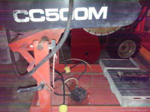 CC500M Heavy Duty Masonry Saw