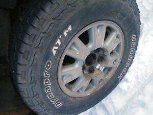 LT235/75R15  sell or trade for 33's