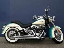 2013 HARLEY-DAVIDSON SOFTAIL DELUXE Cannington Canning Area Preview