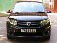 2013 63 DACIA SANDERO 0.9 AMBIANCE TCE 5D 90 BHP