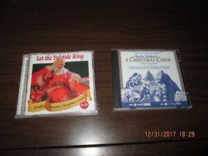 2 Christmas CDs