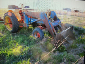 2 Case 830 Tractor for sale