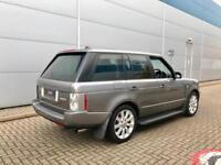 2006 56 reg Land Rover Range Rover 4.2 V8 auto Supercharged Vogue SE + TVs DVD +