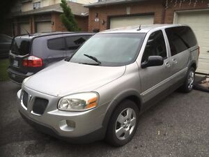 2008 Pontiac Montana sv6 for quick sale