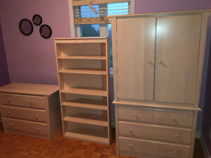 *** Birch Bedroom Furniture Set ***