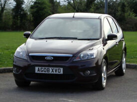Ford Focus 1.6 ( 100ps ) 2008.25MY Zetec