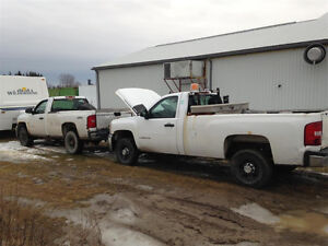 2008 SILVERADO 4x4 SIERRA 2500HD PARTS PART OUT CHEVY GMC
