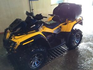 Used 2010 Bombardier Can Am Outlander Max
