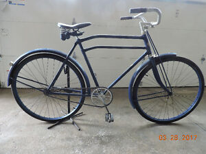 1941 CCM Rambler bicycle