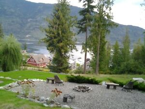 SHUSWAP LAKE RV AND BUILDING LOT WILD ROSE BAY PROPERTIES