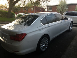 2010 BMW 7-Series Berline