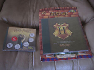 Harry Potter Reelcoinz + Collector Board-NEW---Coins/Medallions