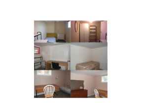 A basement room near Mac for student rent only