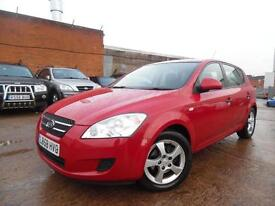 KIA CEED GS 1.4 PETROL LOW MILAGE 12 MONTHS MOT ONE OWNER