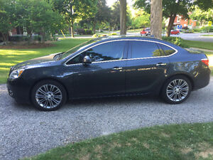 2014 Buick Verano Turbo leather Sedan