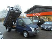 2011 FORD TRANSIT 115 T330S LTD RWD