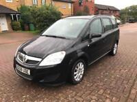 2008 Vauxhall Zafira 1.6 16v ( 105ps ) Exclusiv - SERVICE HISTORY - MOT 05/2018